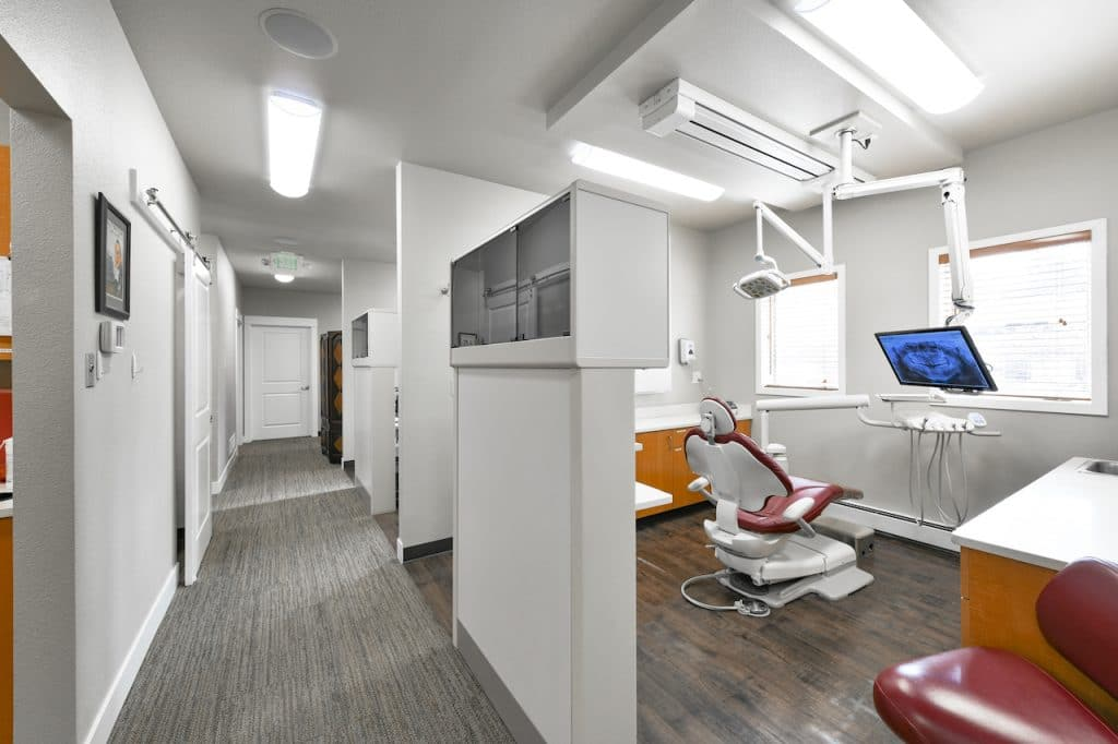 Mondern And Comfortable Dental Office Gallery Schaffner Family Dental